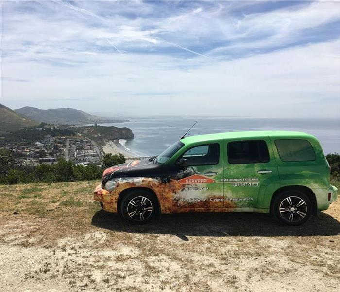 SERVPRO: Serving the Central Coast