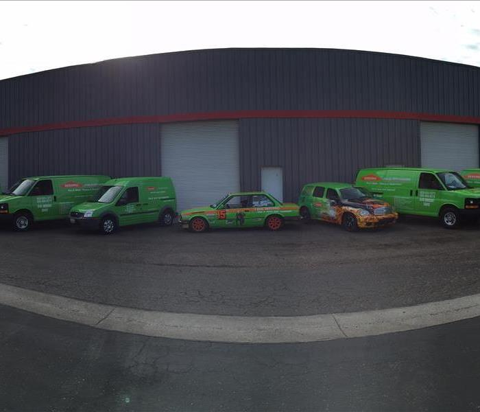 SERVPRO is Ready to GO!