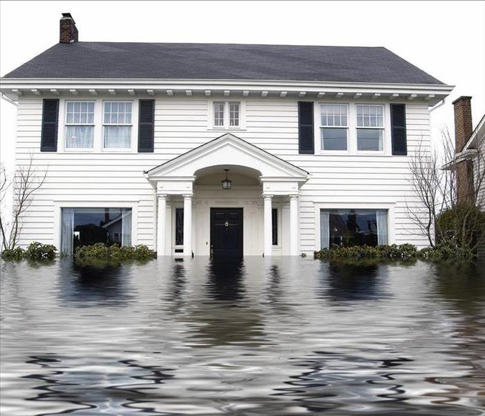 Water Damage Why choose SERVPRO Atascadero water damage restoration specialists?