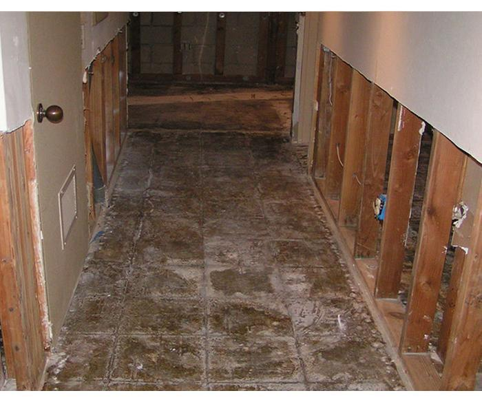 Water Damage Property Restoration Can Be a Messy Business